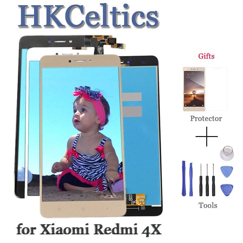 For Xiaomi Redmi 4X…
