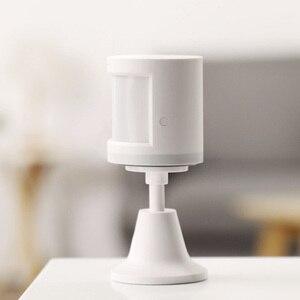 Image 5 - Originele Aqara Menselijk Lichaam Sensor Houder Stand 360 Graden Gratis Rotatie Motion Sensor Base Alleen Voor Mijia Body Aqara Body sensor