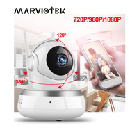 1080P HD Wifi IP Camera Wireless CCTV Kamera Home Security Surveillance Camera Onvif P2P IR Cut