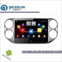 YESSUN Car Android Player Multimedia For Volkswagen VW Tiguan Radio Stereo GPS Nav Navi Navigation ( no CD DVD ) 10.1 HD Screen