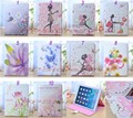 Diamond Butterfly Flower Smart Leather Case Cover Stand For Samsung Galaxy Tab A 8 inch SM-T350 1pc