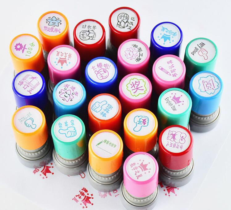 Free Delivery  Personalized Teacher Grading Self Inking  Custom Stamp, Gift Present For Homework Assessment Grading