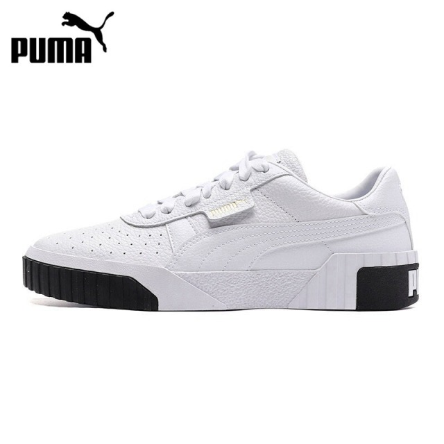 Original New Arrival 2018 PUMA Cali Women s Skateboarding Shoes Sneakers d6a98a3ee