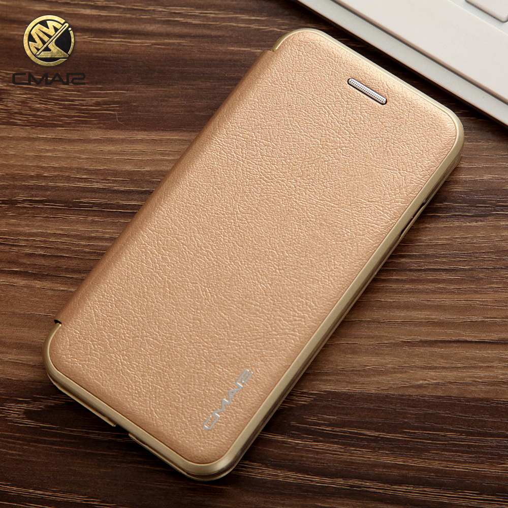 Hoesje Iphone 6s Us 4 98 20 Off Gold Magnet Flip Case For Iphone 6s Case Leather With Card Slot Pu Wallet Cover For Iphone 6 6s 7 8 Plus X Xr Xs Max Case Hoesje In