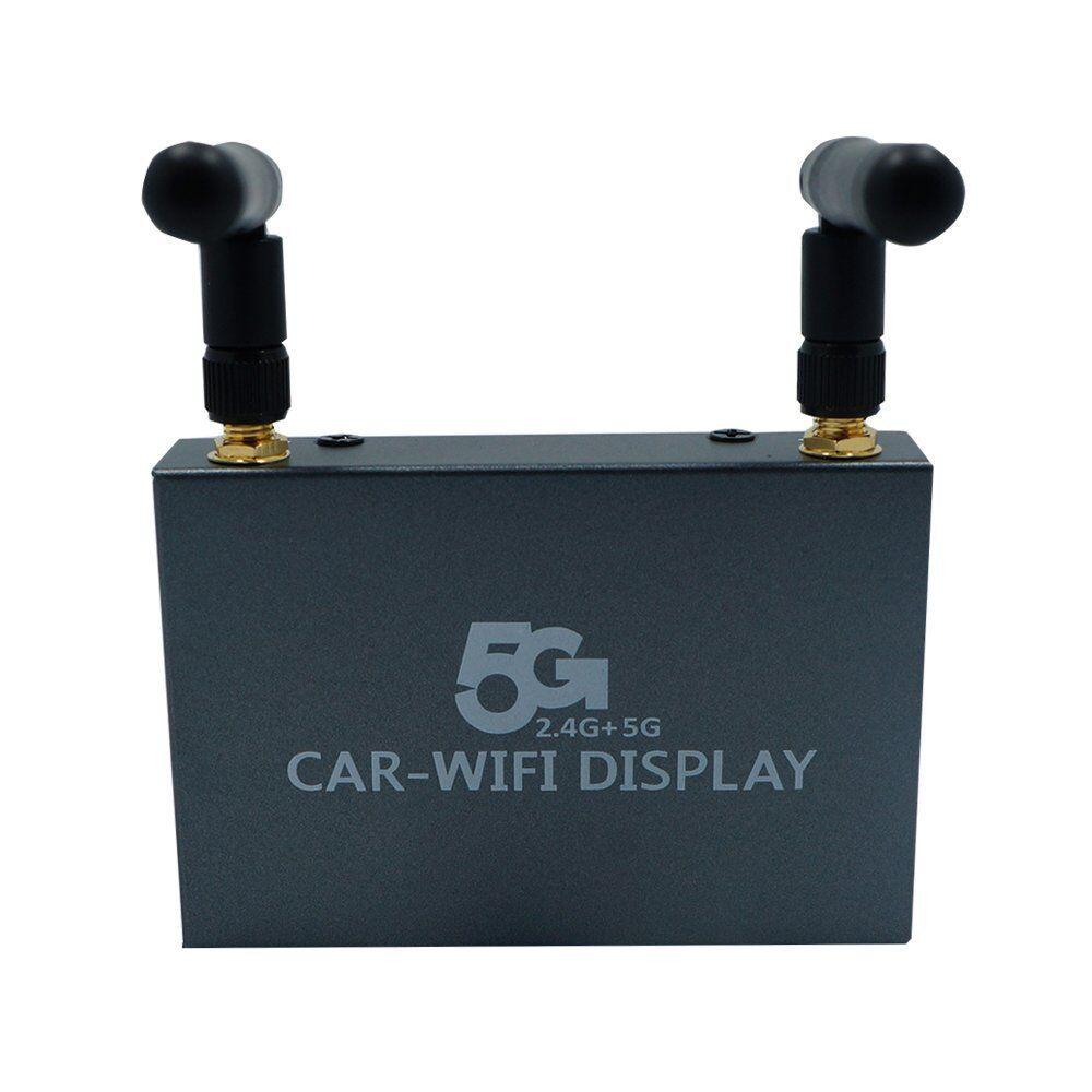 Car WiFi Display Miracast DLNA Full HD 1080P HDMI for Smart Phones Notebook ipazzport car karplay 7 lcd wireless display dlna miracast