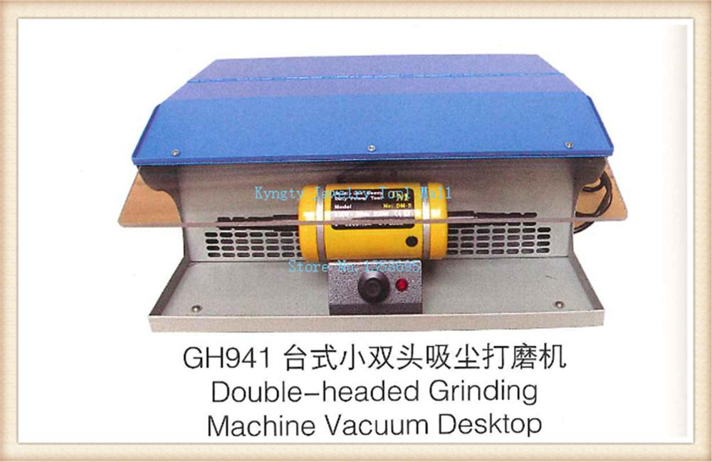 Polishing motor with Dust collector benches lathes buffing polishing machine 220V jewelry Polishing Motor