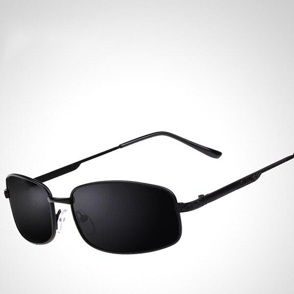 Men\'s UV400 Polarized Sun Glasses Mens Male Fashion Sunglasses Metal ...