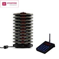 Пейджер система для система вызова для ресторана подкачки машина система вызова официанта 10 шт. устройство заводской выход CE FCC FM> 3000 м