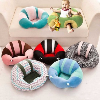 Baby Feeding Chairs Infant Bean Bag Kids Children Chair Princess Sofa Safety Plush Portable Seat For Baby
