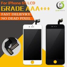 높은 품질 AAA + + 아이폰 6S lcd에 대 한 죽은 픽셀 LCD 터치 스크린 디지타이저 어셈블리 선물 도구와 높은 컬러 영역 디스플레이