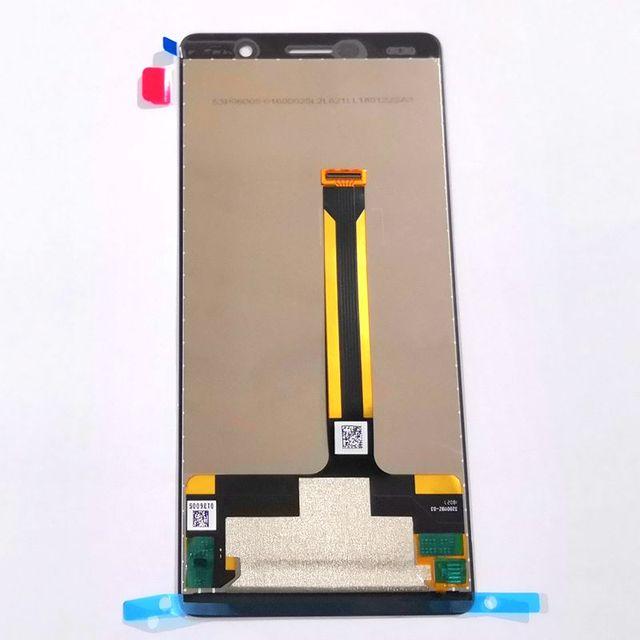 2018 For Nokia 7 plus / nokia 7plus TA 1055 TA 1046 TA 1062 Lcd screen Display+Touch Glass DIgitizer For nokia7plus Parts