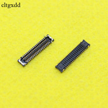 цена на NL-098  LCD display screen FPC connector for Xiaomi Mi 4 M4 Mi4 logic on motherboard mainboard
