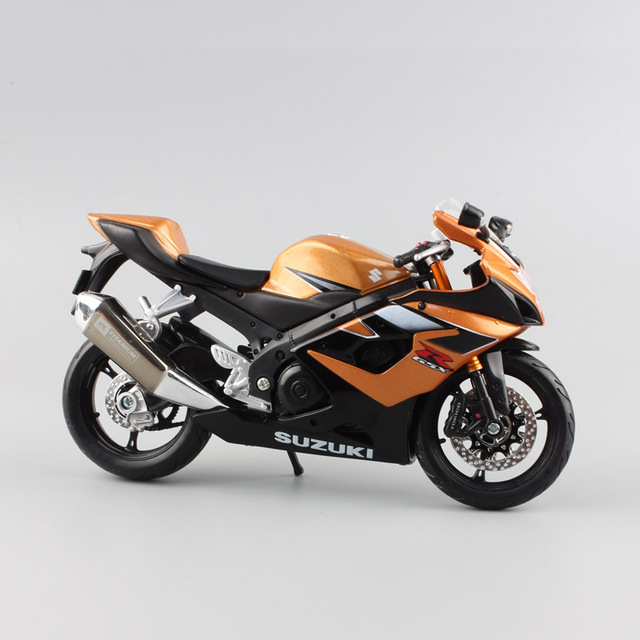 Us 18 28 31 Off 1 12 Mini Scale Children Suzuki Gsx R1000 Diecast Auto Motor Race Car Metal Vehicles Collection Motorcycle Models For Kids Toys In