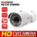 1mp 720 p hdcvi câmera ao ar livre 3.6mm lente real-time cctv à prova d' água hd cvi câmera de 2mp 1080 p bala para dvr cvi boavision