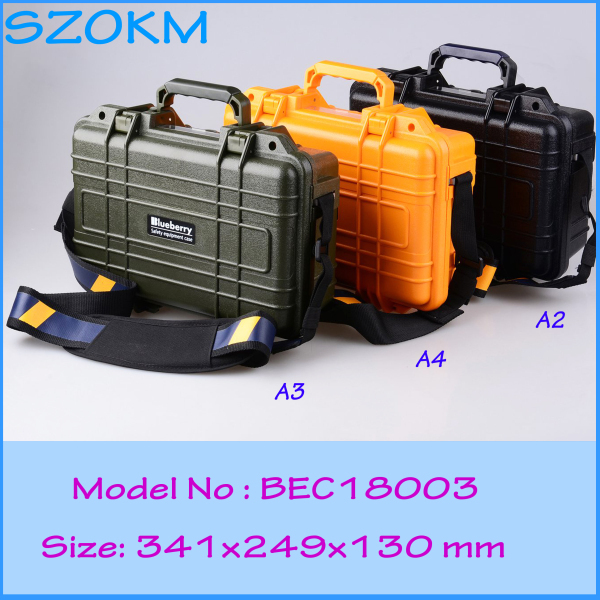 Impact Resistant Sealed Waterproof Safety Case Canvas Tool Bag Multifunction Ip68 Plastic Tool Box 341 249