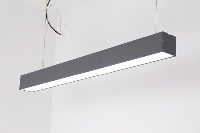 Suspended linear lighting Contemporary Free Shipping Cost Led Pendant Light Office Linear Led Light Suspended Led Linear Light 60090012001500mm Aliexpresscom Free Shipping Cost Led Pendant Light Office Linear Led Light