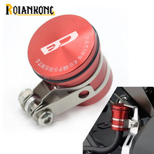 Motorcycle Brake Fluid Reservoir Clutch Oil Tank For FOR HONDA CB300F CB300R CB400 CB500F CB500X CB650F CB600F CB900 CB750
