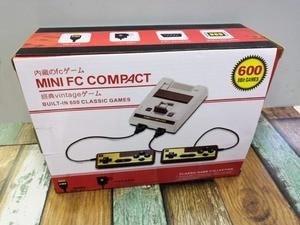 Image 5 - 8Bit Retro 4K HD HDMI & Đầu Ra AV Máy Chơi Game Cầm Tay Người Chơi Họ TV Video Mini Tay Cầm Chơi Game Xây Dựng năm 600 Trò Chơi Cổ Điển Cho NES