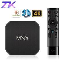 Newest MXQ Smart TV