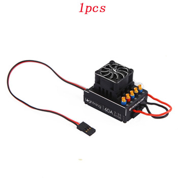 1pcs Flycolor Lightning Series 60A/80A/120A/160A ESC Brushless Electronic Speed Controller 2-3S BEC 6V/3A fr RC Racing Model Car