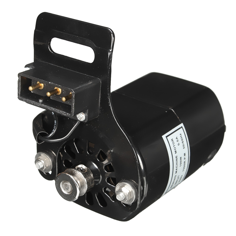 Buy 220v 100w sewing machine parts motor for Sewing machine motor manufacturers