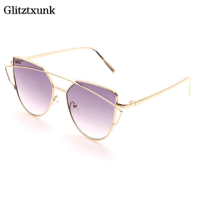 0510ee38e05 Glitztxunk Sunglasses Aviator Pilot Kid Sunglasses Colored Lenses Children  Sun Glasses Fashion Boys Girls Eyewear Accessories