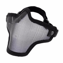 Airsoft Half Lower Face Mesh Mask
