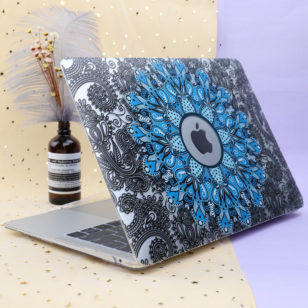 Mandala Print Case for MacBook 65