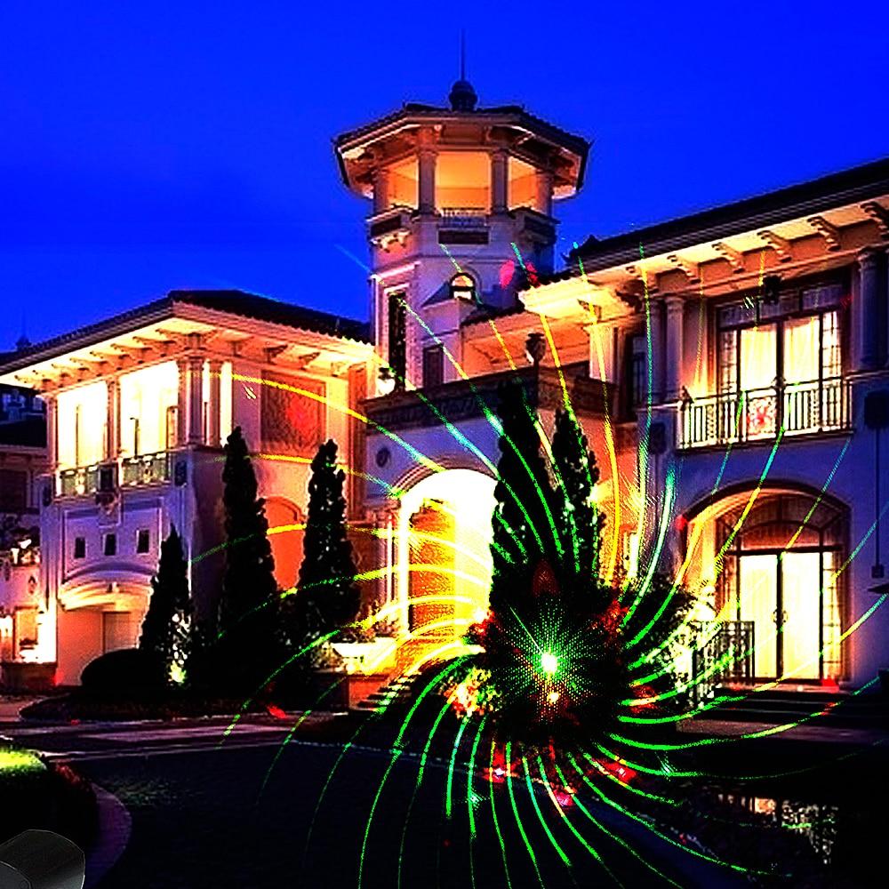 Reject Shop Laser Christmas Lights: Red Green Laser Projector Lights Christmas Laser