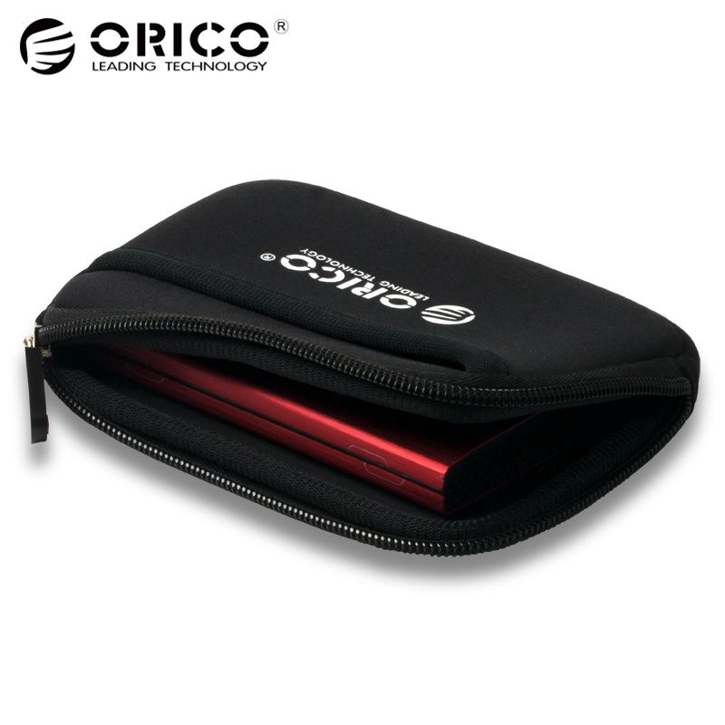 orico-external-storage-hard-case-hdd-ssd-bag-for-25-hard-drive-power-bank-usb-cable-charger-power-bank-earphone-case-phk-black