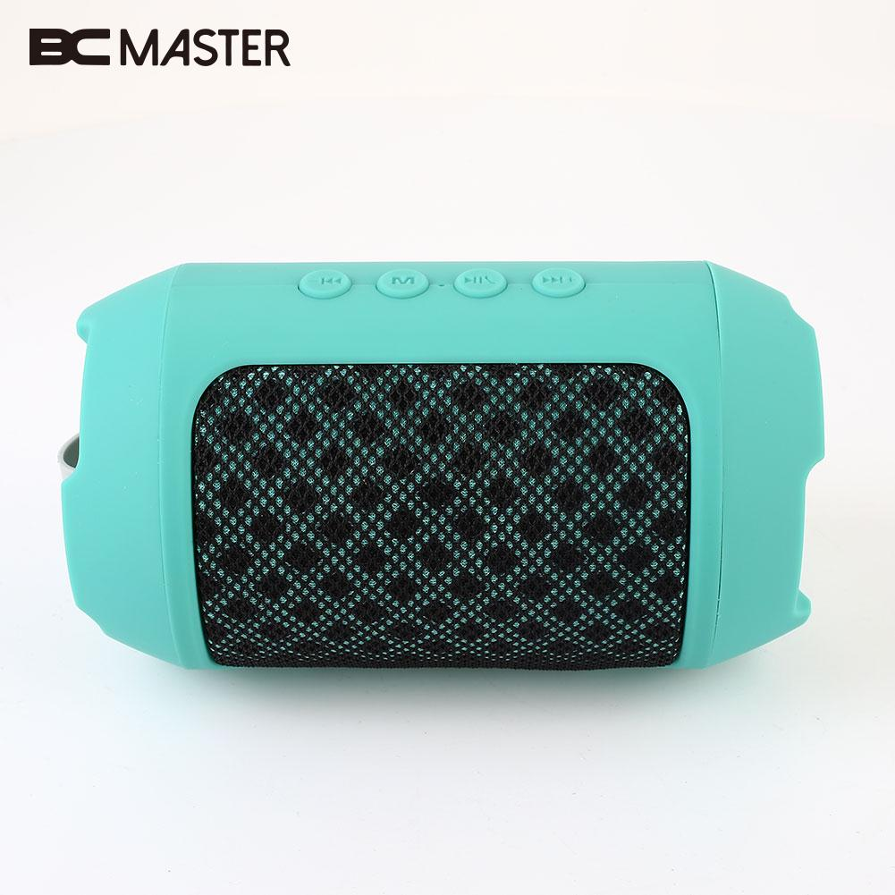 Mini Bluetooth Speaker Wireless Speaker Bluetooth Soundbox Outdoor Stereo Phone Call 3w Bs 116 Usb