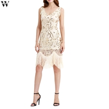256b3a164c Buy beaded flapper dress and get free shipping on AliExpress.com