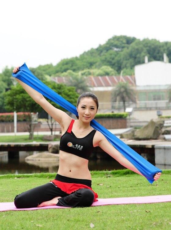 Bandas elásticas de fitness Entrenamiento físico Resistencia al - Fitness y culturismo - foto 1