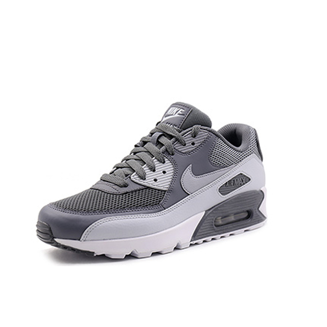 Original New Arrival Authentic NIKE Men's AIR MAX 90 ESSENTIAL Breathable Running Shoes Sneakers Sport Outdoor 537384-073 2