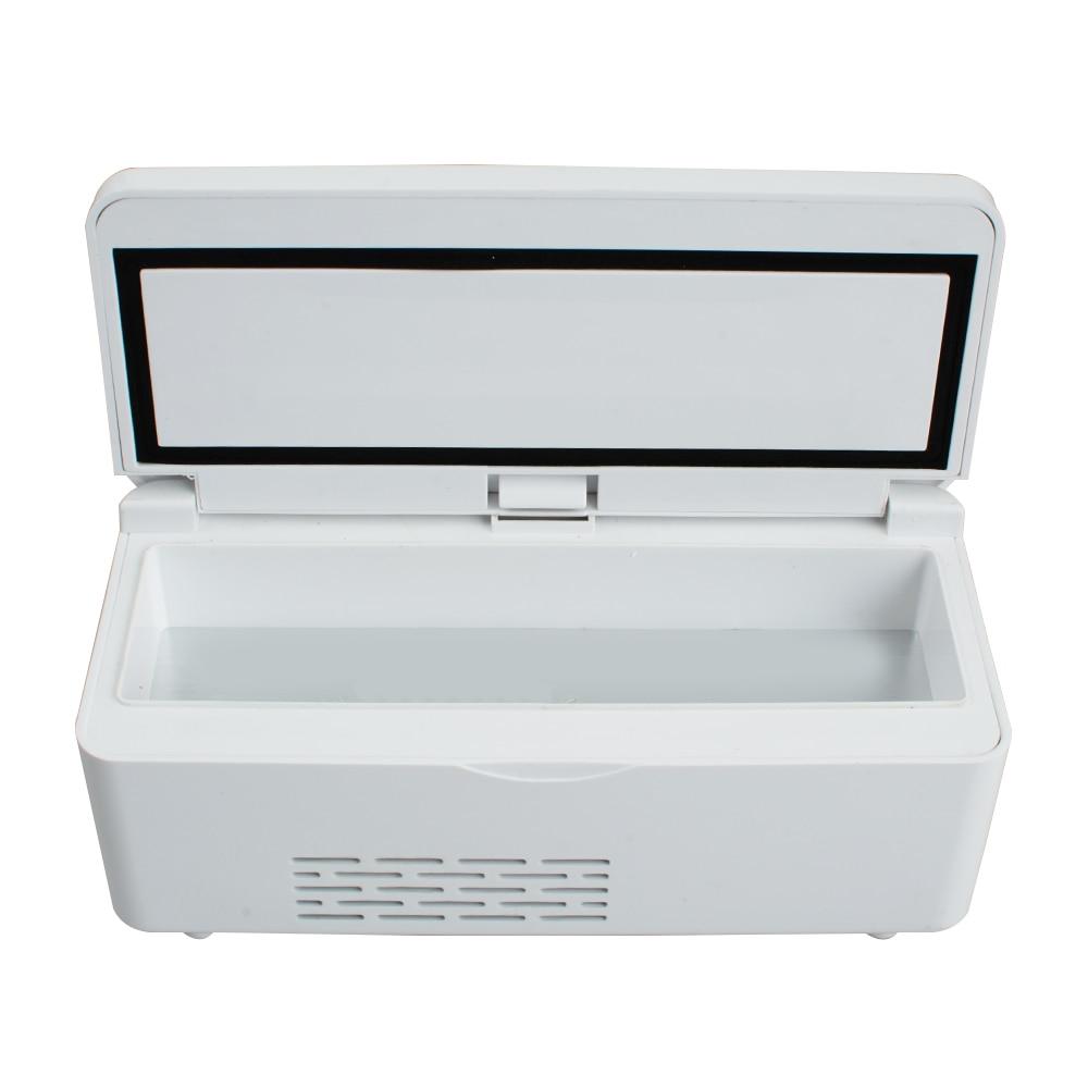 Portable Insulin Cooler Box Mini Drug Constant Temperature Refrigerator 2-8 CelsiusPortable Insulin Cooler Box Mini Drug Constant Temperature Refrigerator 2-8 Celsius