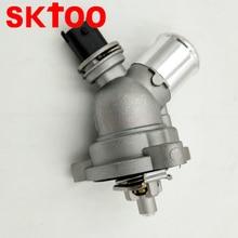 SKTOO Высокое качество для Chevrolet Le Chi M300 1,2 Термостат в сборе 96988257 с датчиком