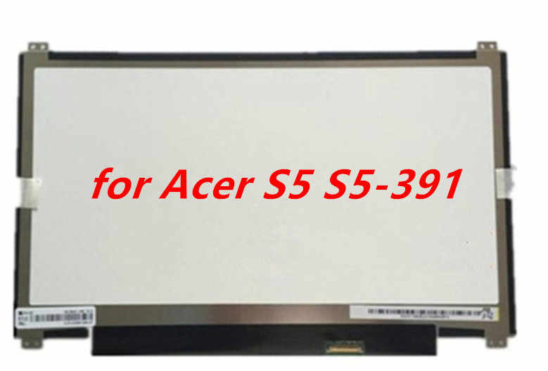 N133BGE-EAB HB133WX1-402 B133XTN01.2/3 M133NWN1 R1 R3 30pins EDP для acer S5 S5-391 дисплей для ноутбука Экран