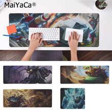 MaiYaCa New Printed Rammus Beautiful Anime Mouse Mat Rubber PC Computer Gaming mousepad maiyaca super deal diy personalized custom your cool image photo printed gamer gaming rectangle mouse pad pc computer rubber mat