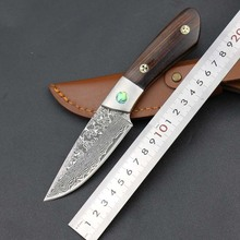 damascus steel hunting knives /customized with for your unique singnature Swiss knife with high hardness