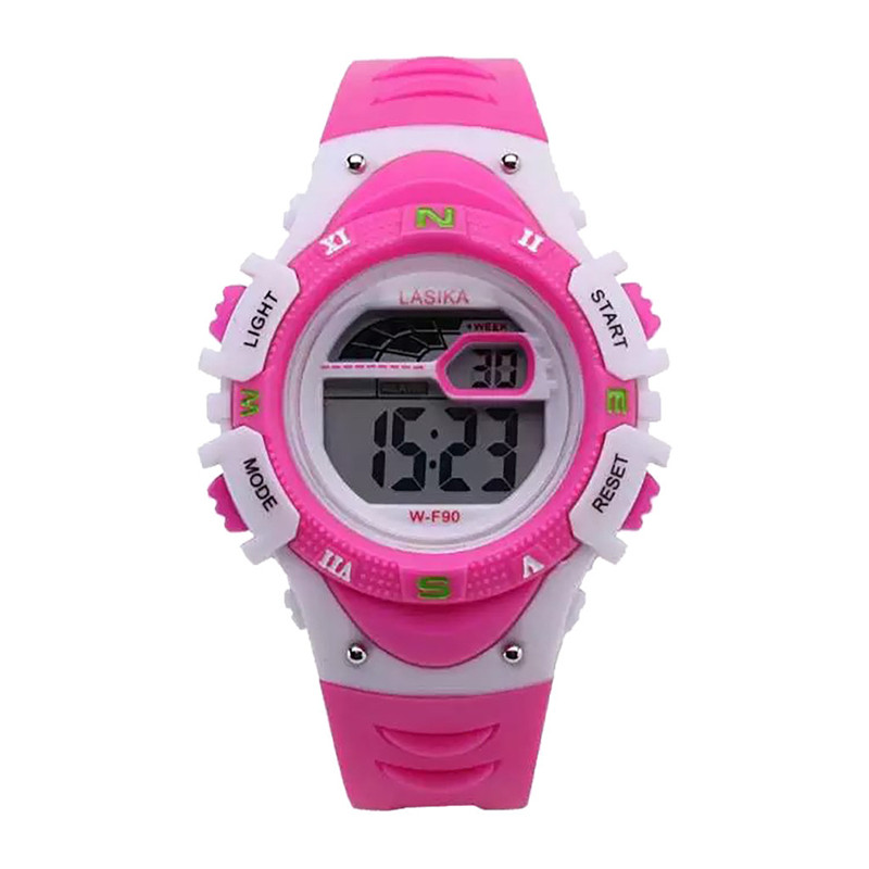 Children Boys Girls Electronic Digital Watch Students Kids Multi Function Alarm Clock Sport Cool Time Child Wrist Watches A4 Beneficial To Essential Medulla Watches