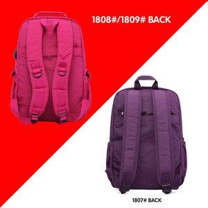 Image 3 - TEGAOTE kadın okul sırt çantaları Anti hırsızlık USB şarj sırt çantası erkek Laptop sırt çantası genç kızlar için okul çantaları Mochila seyahat
