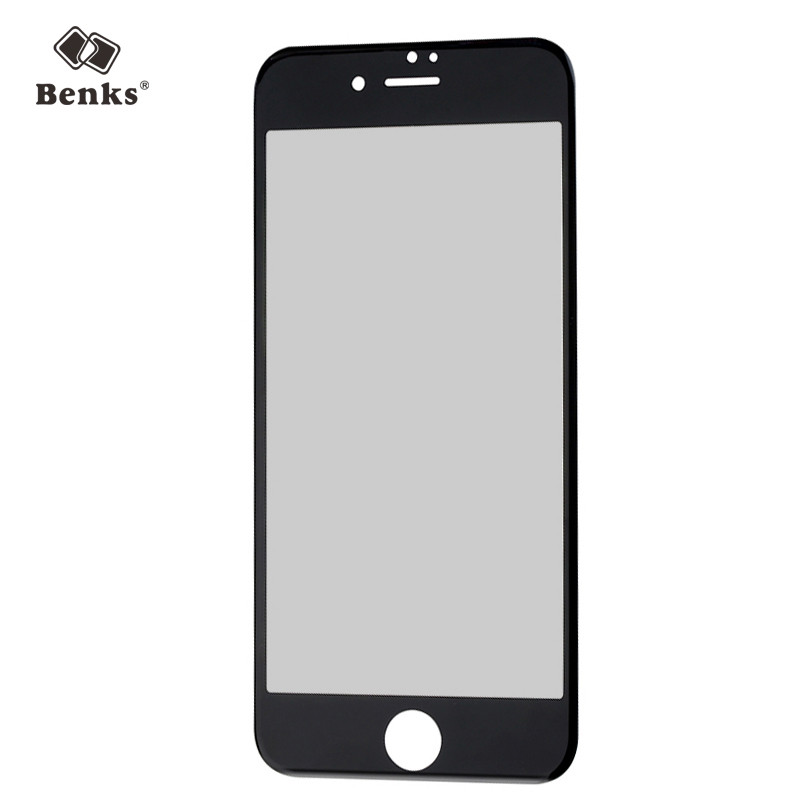 <font><b>Benks</b></font> KR+ Pro <font><b>Tempered</b></font> <font><b>Glass</b></font> Anti-Blue Ray <font><b>Screen</b></font> Protector 3D <font><b>Curved</b></font> Pet Edge Privacy Phone <font><b>Screen</b></font> Film <font><b>Guard</b></font> For iPhone 7 Plus