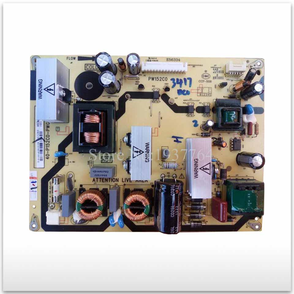 good working High-quality power supply board 32A100C power supply 40-P152C0-PWG1XG original power supply board 32 42 inch mp118t mp118fl t used good working