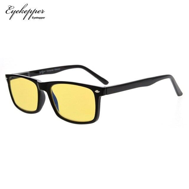 c9a4f73890e XCG899 Eyekepper Anti-Glare Computer Eye Strain Glasses for Screen Reading