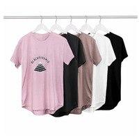 Fashion T Shirt Men Women 2018 Chris Brown New Brand BLACK PYRAMID Rap Hip Hop Men T-shirt Justin Bieber Summer Cotton Tees
