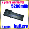 JIGU New 6 cells laptop battery 4400mah for Toshiba PA3479U-1BRS PABAS078 Satellite P100 P105  Pro P100
