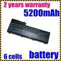 Jigu novo 6 células bateria do portátil 4400 mah para toshiba pa3479u-1brs pabas078 satellite p100 p105 pro p100