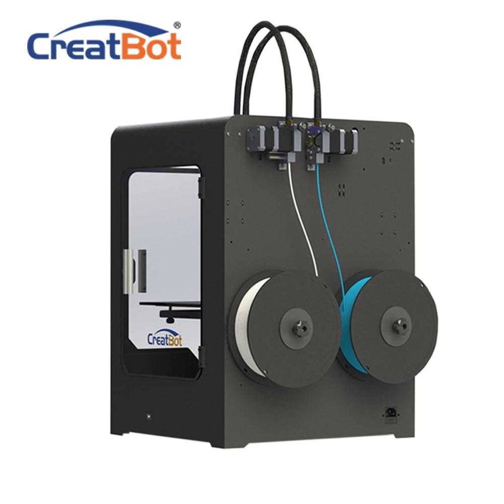 DX02 300 * 250 * 300 մմ երկակի Extruder CreatBot 3D տպիչ - Գրասենյակային էլեկտրոնիկա - Լուսանկար 2