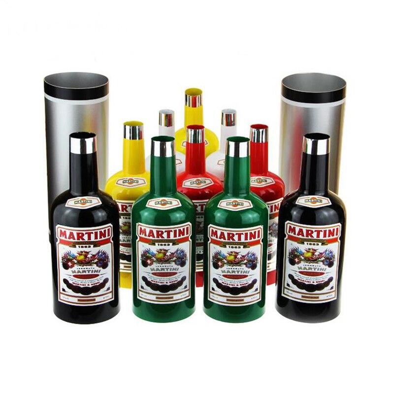 Multiplier les bouteilles de Passe (10 Set) rendues célèbres par le grand Tommy Cooper multicolore scène tours de magie Gimmick