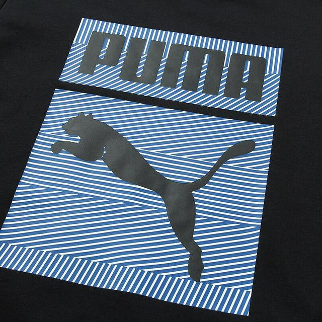 Original New Arrival  PUMA Archive Graphic Crew, TR Men's Pullover Jerseys Sportswear 2